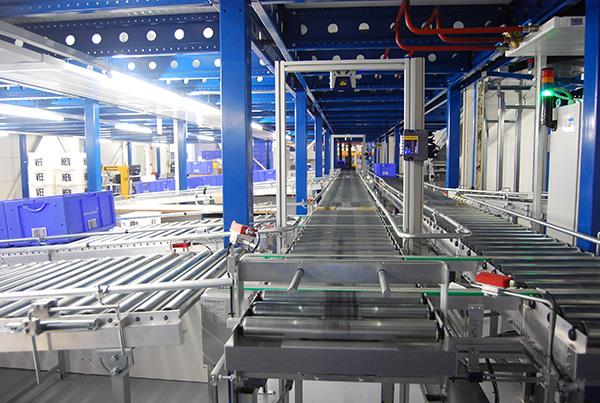 Tote Conveyor 2