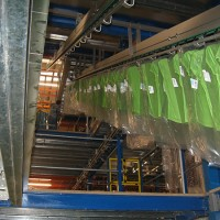 Incline Conveyor System