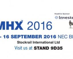 Visit us at IMHX  2016